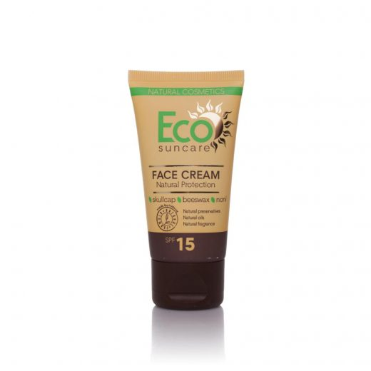 Natural Sun Protection Face Cream SPF 15 - 41-068