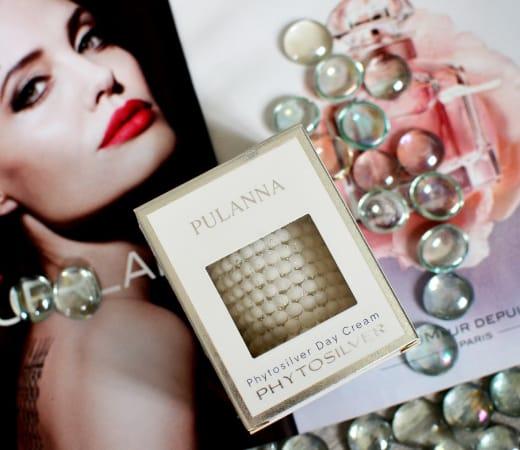 Дневной крем для лица Pulanna Phytosilver