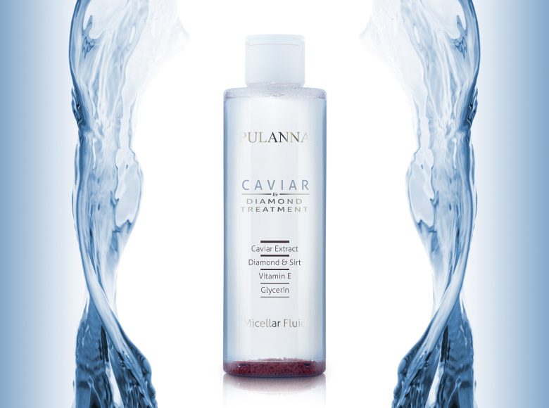 Caviar & Diamond Treatment Micellar Fluid